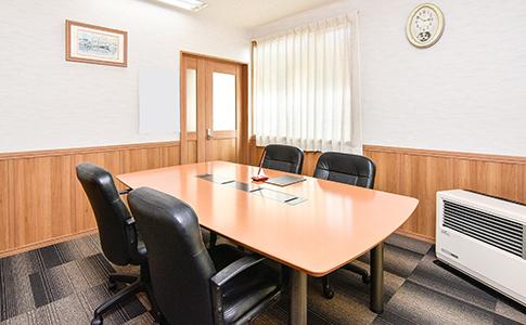 植松法律事務所 オフィス風景